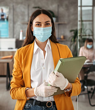 SHORT-TERM: ALL EYES ON BIOSAFETY AND HEALTH HAZARDS